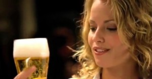 Drinking Beer - Budweiser Commercial